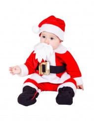 Weihnachtsmann Kostüm für Babys