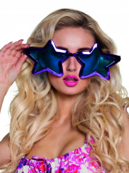 Riesensterne Brille für Erwachsene 27 cm