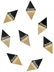 Tisch-Rhombus-Set Happy New Year