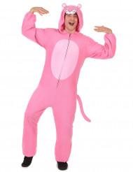Rosa Panther-Kostüm für Erwachsene