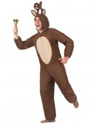 Rentier-Kostüm für Herren