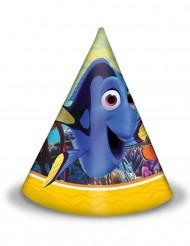 6 Dory Partyhüte