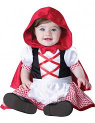 Rotkäppchen Kostüm für Babys