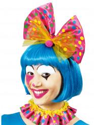 Clown-Set mit Kragen und Schleife