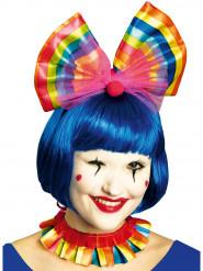 Clown-Set mit Streifen für Damen