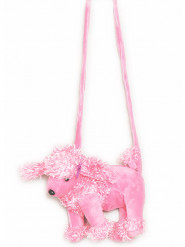 Pinke Pudel-Tasche