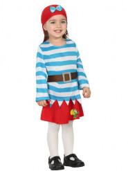 Pirat Kostüm für Babys