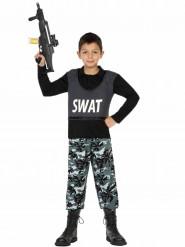 Kostüm SWAT Soldat für Jungen