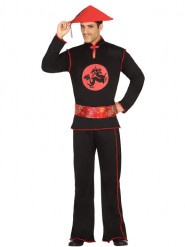 Chinesen Kostüm für Herren