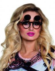 Vintage Brille mit klappbaren Gläsern für Erwachsene