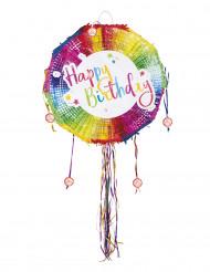 Piñata Happy Birthday 40 cm