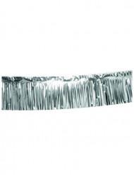 Fransen-Girlande silber 6 m