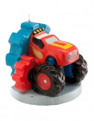 3D Kerze Blaze, der Monster-Truck