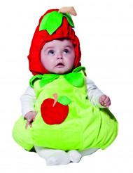 Apfelkostüm für Babys