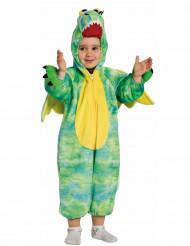 Grünes Drachenkostüm für Kinder