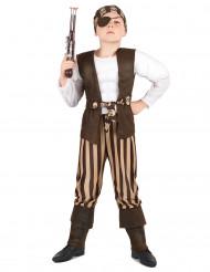 Muskulöser Pirat Kinderkostüm