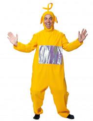 Laa Laa Teletubbies™ Kostüm für Erwachsene