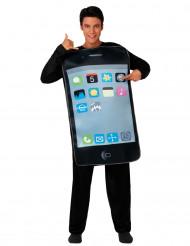 Smartphone Kostüm für Erwachsene