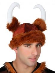 Wikinger-Helm aus Plüsch