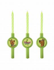 3 Kerzen 11 cm Scooby-Doo™