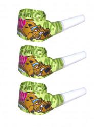 4 Partytröten Scooby-Doo™