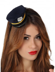 Mini Polizeihut für Damen