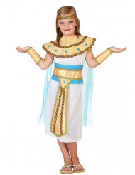 Ägyptische Königin Kostüm für Kinder
