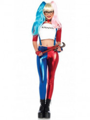 Harlekin Komplizin Kostüm für Damen