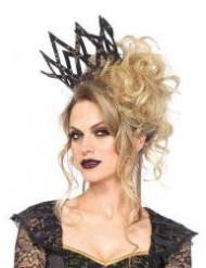 Dunkle Königin Krone für Damen
