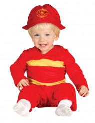 Feuerwehrmann Kostüm für Babys