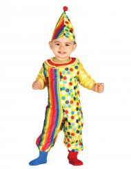 Kostüm Clownsanzug für Babys