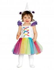 Mini Einhorn Kostüm für Kinder