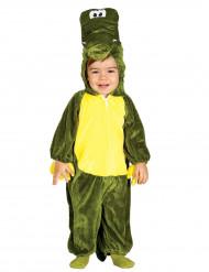 Krokodilkostüm für Kleinkinder