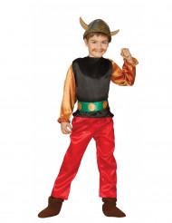 Kostüm eines kleinen Galliers für Kinder