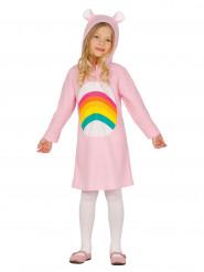 Regenbogen-Kostüm für Mädchen
