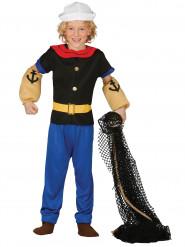 Muskulöser Matrose Kostüm für Kinder