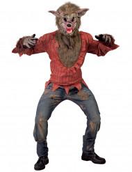 Böser Wolf Herrenkostüm Rotkäppchen für Herren