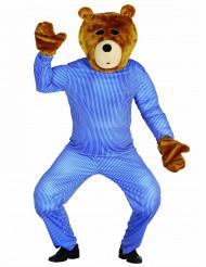 Teddybär-Set Kopf und Hände für Erwachsene