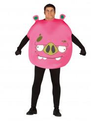 Computerspiel Schwein Kostüm für Erwachsene
