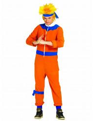 Anime Kampfsport Meister Kostüm für Erwachsene