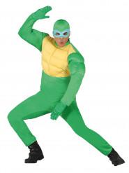 Maskierte Schildkröte Kostüm für Erwachsene