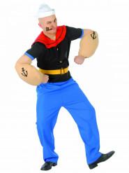Muskulöser Seemann Kostüm für Herren