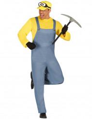 Gelbes Wesen Kostüm für Erwachsene