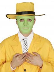 Phantom-Maske für Erwachsene grün