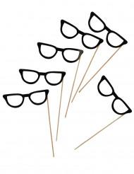 Photobooth-Set 6 Brillen
