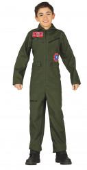 Pilotenkostüm für Kinder