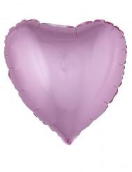 Folienballon rosa 45 cm