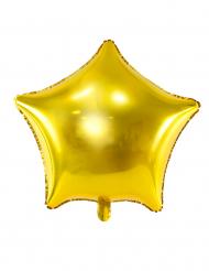 Folienstern golden Stern 45 cm