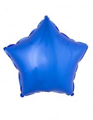 Folienballon blau 45 cm