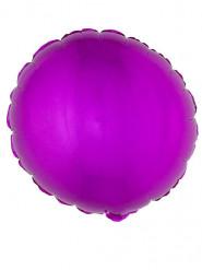 Folienballon fuchsienrot 45 cm